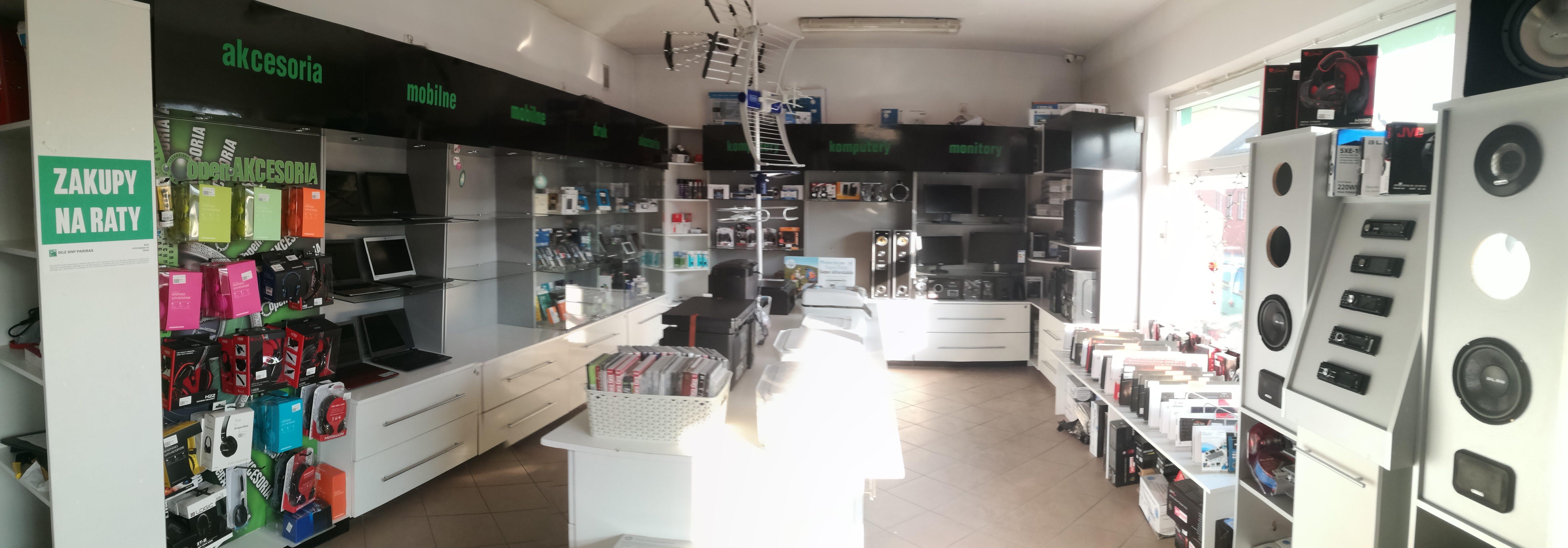 salon komputerowy goltronet golub-dobrzyń
